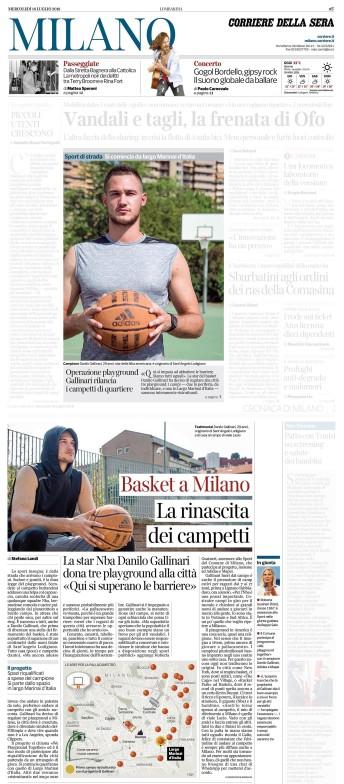 Corriere della Sera $$ https://milano.corriere.it/notizie/cronaca/18_luglio_18/basket-milano-star-nba-danilo-gallinari-fa-rinascere-tre-campetti-2bea4550-8a53-11e8-8e77-5f617f178436.shtml