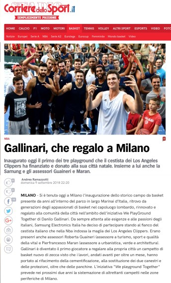 corriere dello sport $$ http://www.corrieredellosport.it/news/basket/nba/2018/09/09-47267516/gallinari_che_regalo_a_milano/?cookieAccept