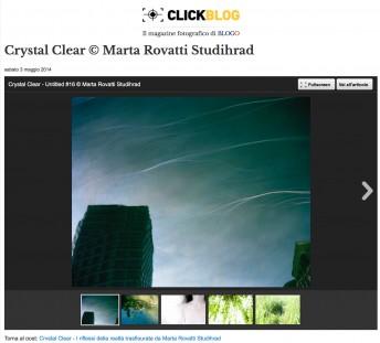 Clickblog$$http://www.clickblog.it/post/113541/crystal-clear-i-riflessi-della-realta-trasfigurata-da-marta-rovatti-studihrad